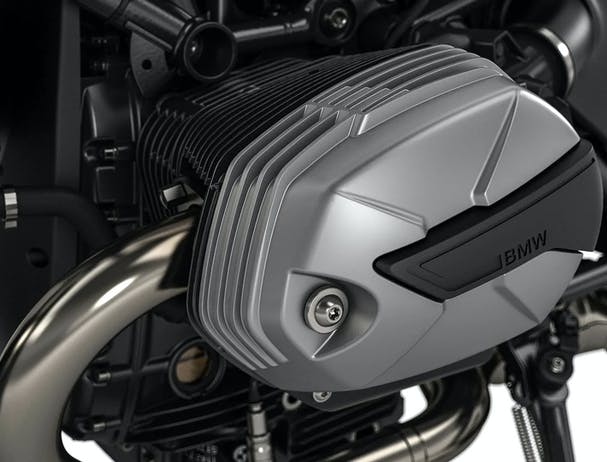 BWM R nineT Scrambler engine