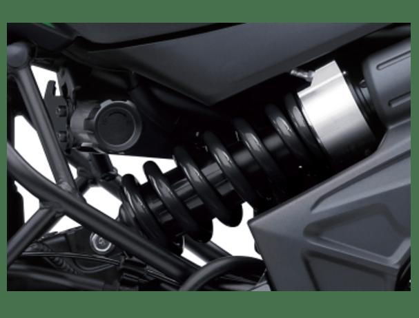 KAWASAKI VERSYS 650L rear suspension