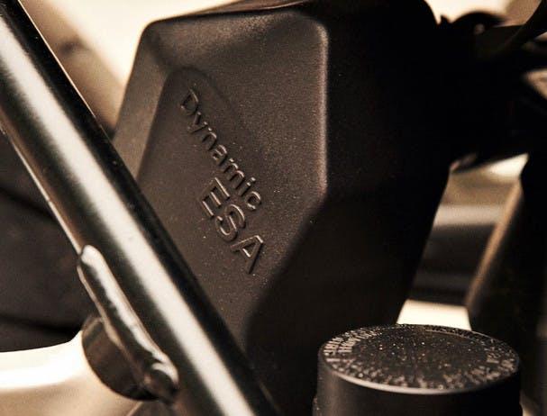 BMW R 1250 RS EXCLUSIVE dynamic ESA system