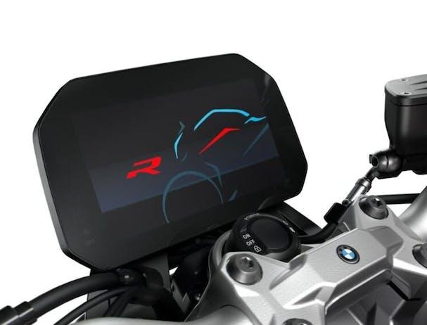 BMW F 900 R dashboard