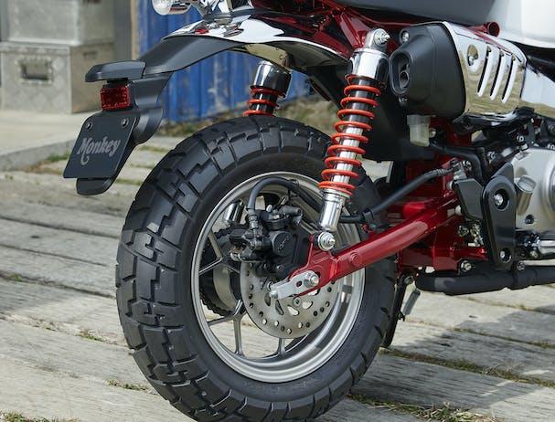 Honda Monkey rear shocks