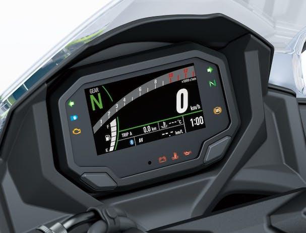 KAWASAKI NINJA 650L instrument panel