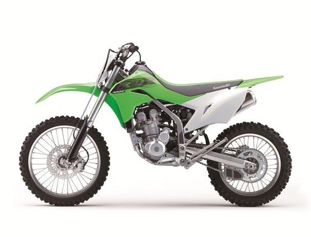 Kawasaki KLX300R bodywork