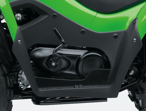 Kawasaki KFX90 engine
