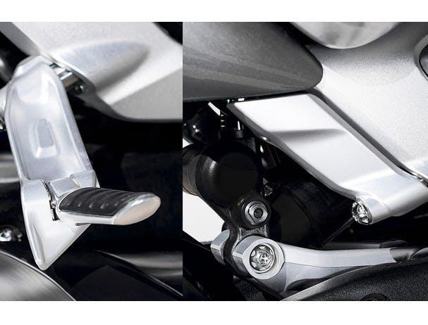 Triumph Rocket 3 GT footrests