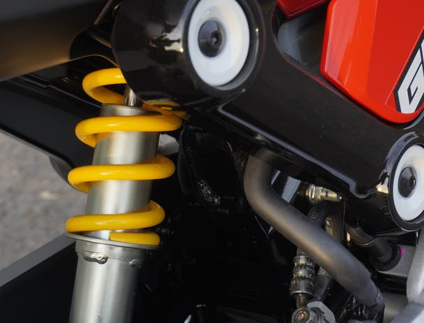 Honda GROM rear shock