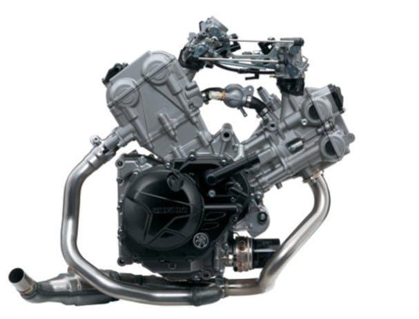 SUZUKI SV650 LEARNER APPROVED engine