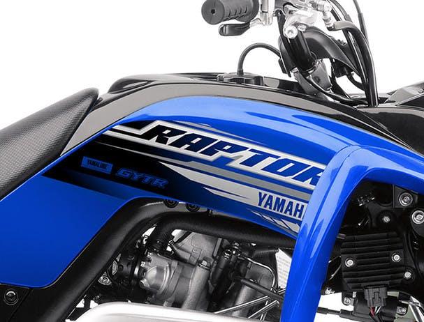 Yamaha YFM700R fuel tank