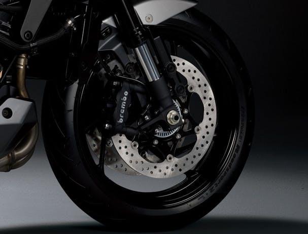 SUZUKI KATANA front brakes
