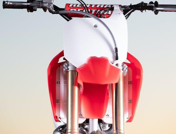 Honda CRF150R suspension