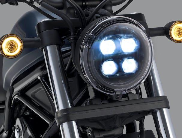 Honda CMX500 LED headlight