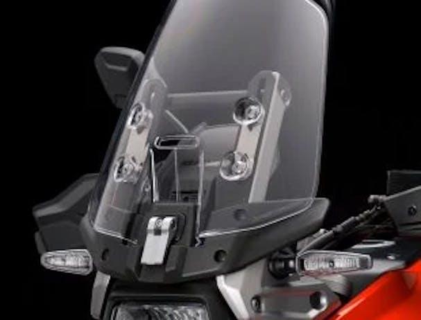 Suzuki V-Strom 1050 windshield