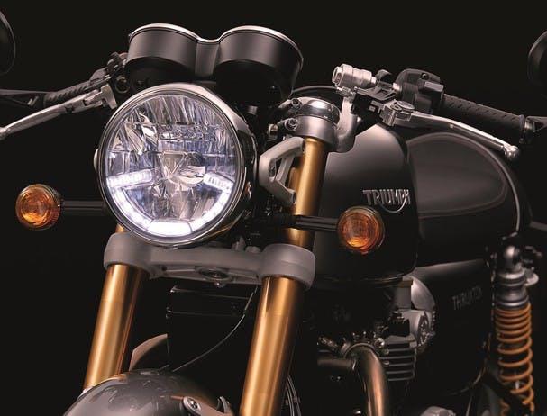 TRIUMPH THRUXTON 1200 R LED Daytime Running Light
