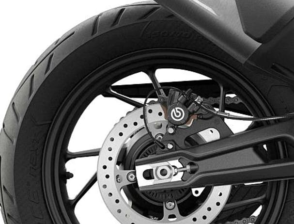 Tiger 900 GT traction control
