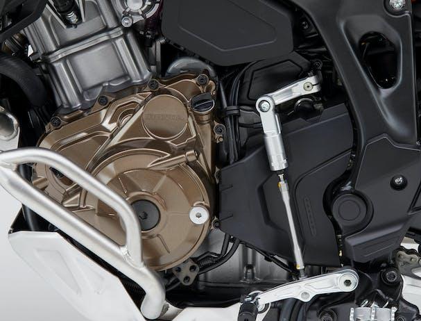 Honda Africa Twin transmission