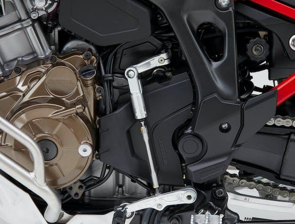 Honda Africa Twin Adventure Sports transmission