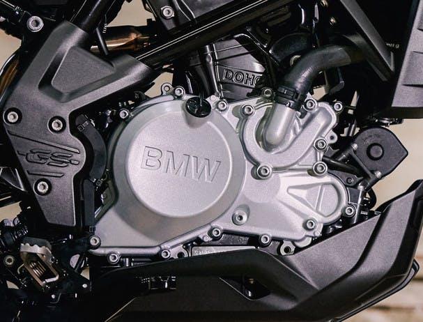 BMW G 310 GS engine