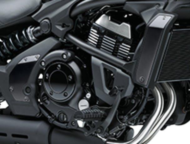 KAWASAKI VULCAN S engine