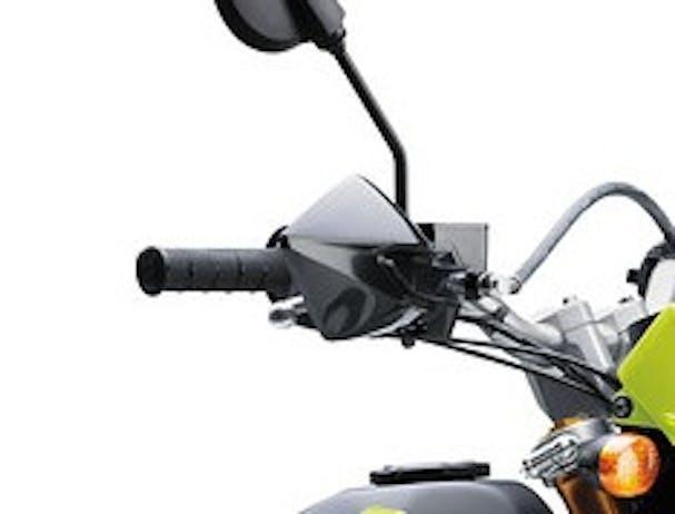 Kawasaki KLX150BF SE grip