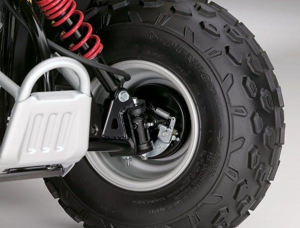 SUZUKI QUADSPORT Z90 front brake