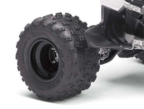 Yamaha YFZ450R tyres