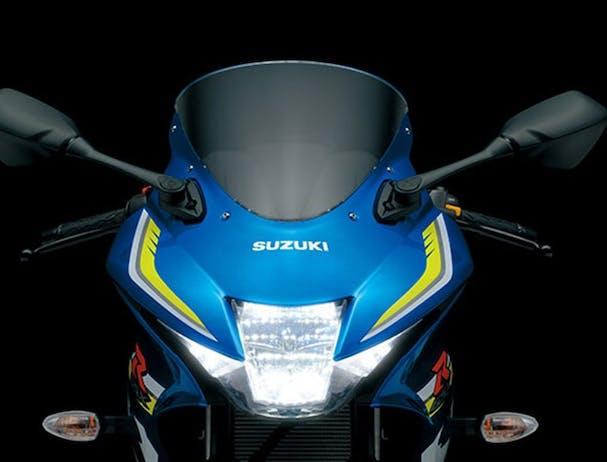 Suzuki GSX-R125 LED headlight