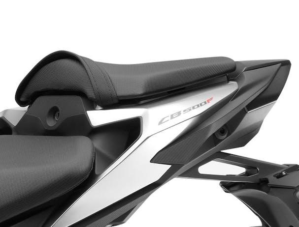 Honda CB500F handholds