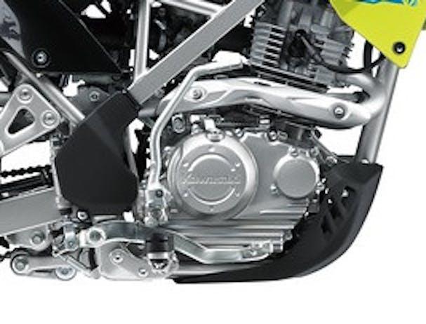 Kawasaki KLX150BF SE suspension