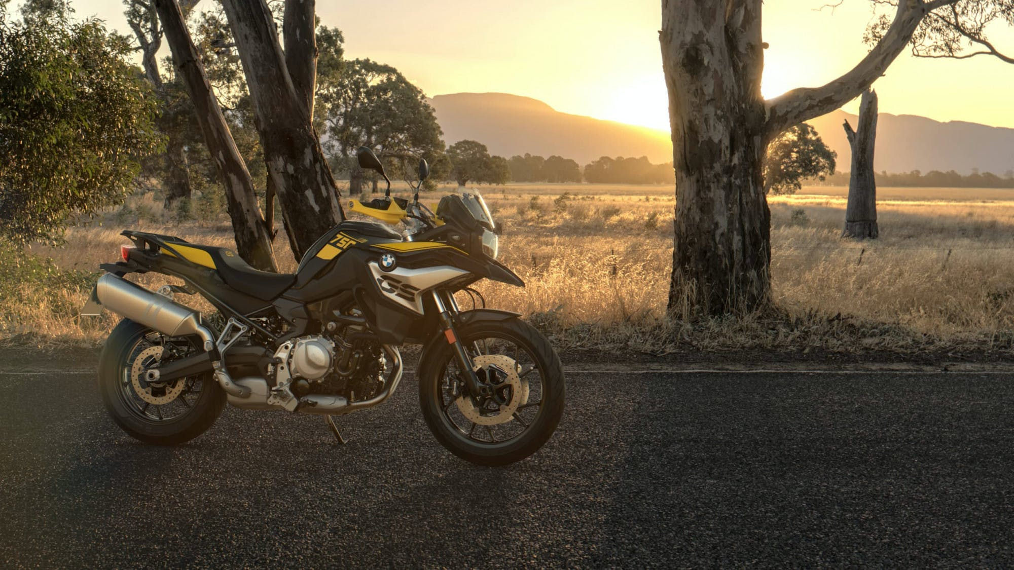 BMW F 750 GS 40 Years GS Edition