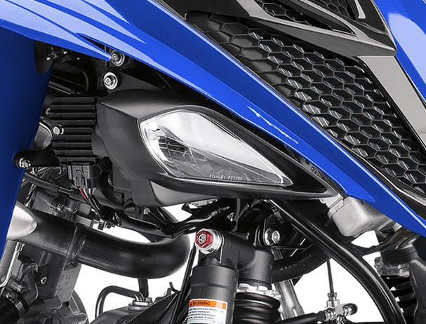 Yamaha YFM700R LED taillight