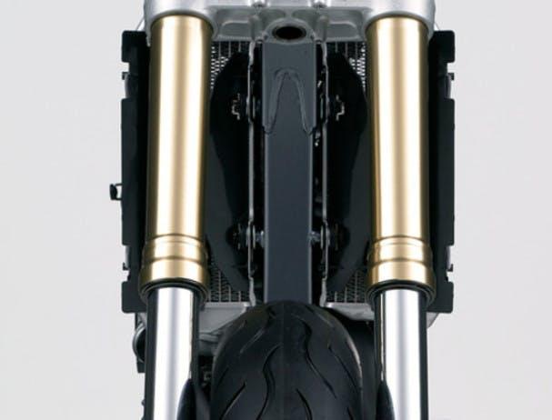 SUZUKI DR-Z400SM front forks