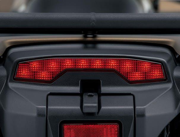 SUZUKI KINGQUAD 500AXI 4x4 PS led tail light