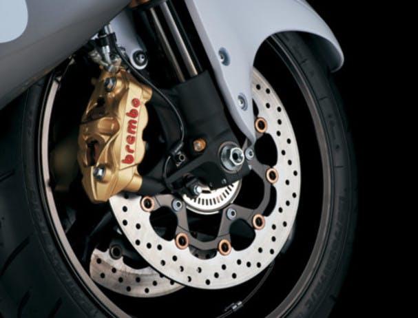 SUZUKI HAYABUSA front brake calipers