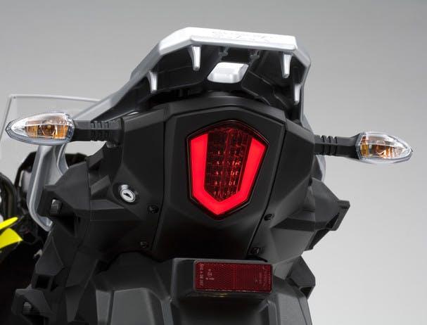 SUZUKI V-STROM 250 led tail light