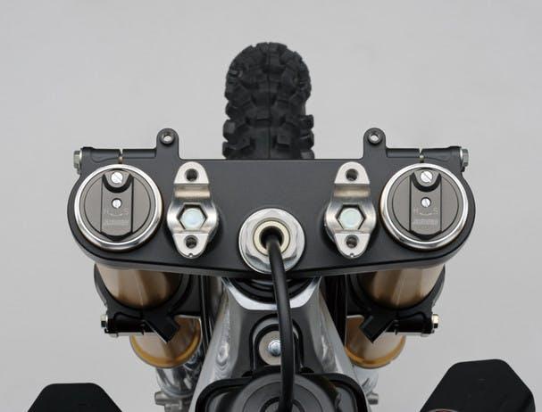 SUZUKI RM-Z450 front forks