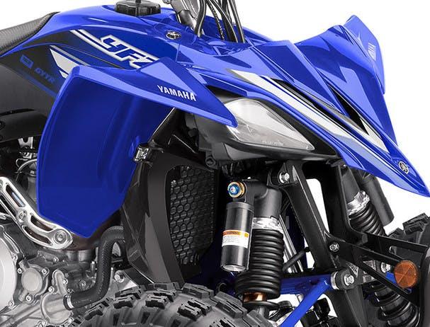 Yamaha YFZ450R bodywork