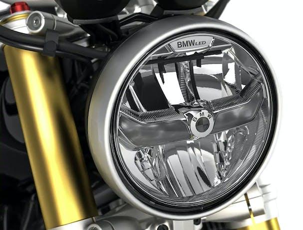 BMW R nineT LED headlight