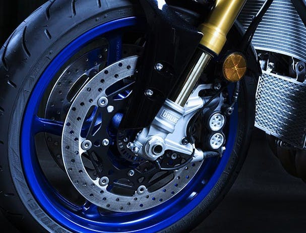 Yamaha MT-10SP Front Discs With ABS