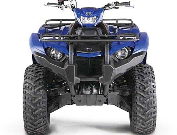 Yamaha Kodiak 450 front image
