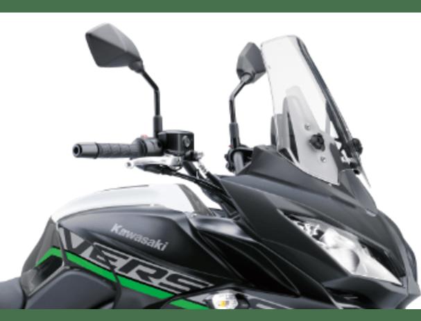 KAWASAKI VERSYS 650L windscreen