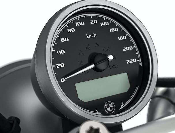 BWM R nineT Scrambler speedometer
