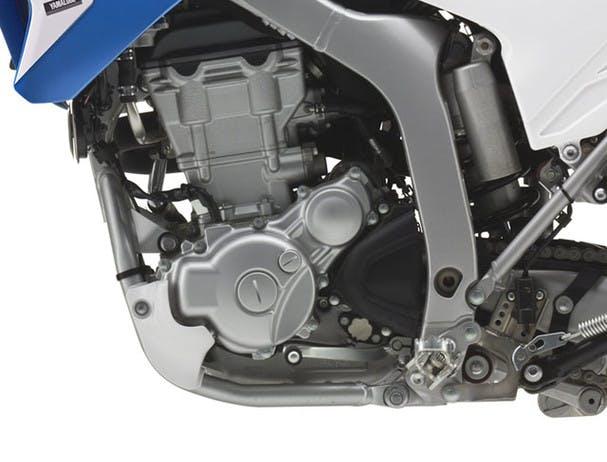 Yamaha ER250R transmission