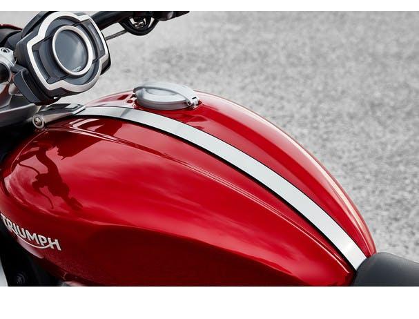 Triumph Rocket 3 R fuel tank