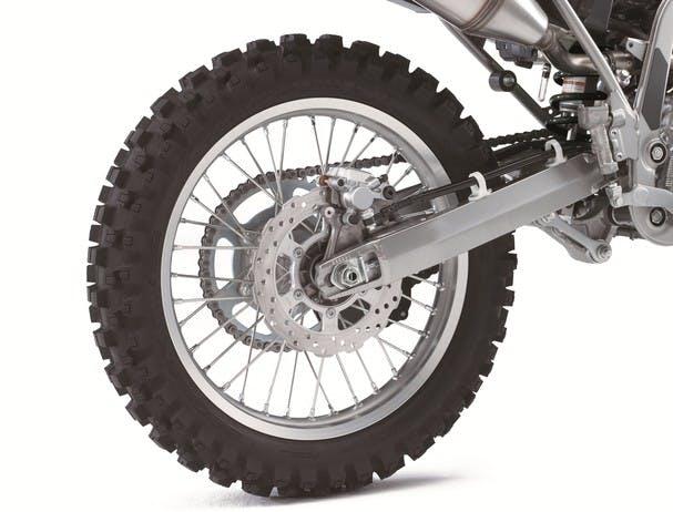 Kawasaki KLX300R wheels