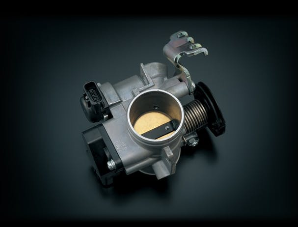 Suzuki GSX-R125 throttle