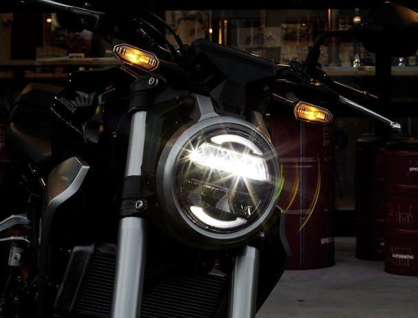 Honda CB300R LED headlight
