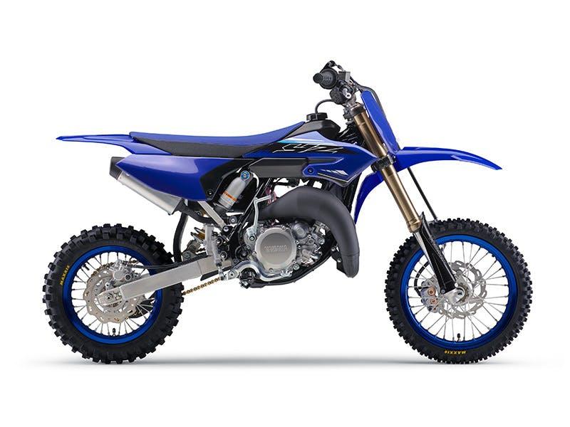 Yamaha YZ65 in Team Yamaha Blue colour