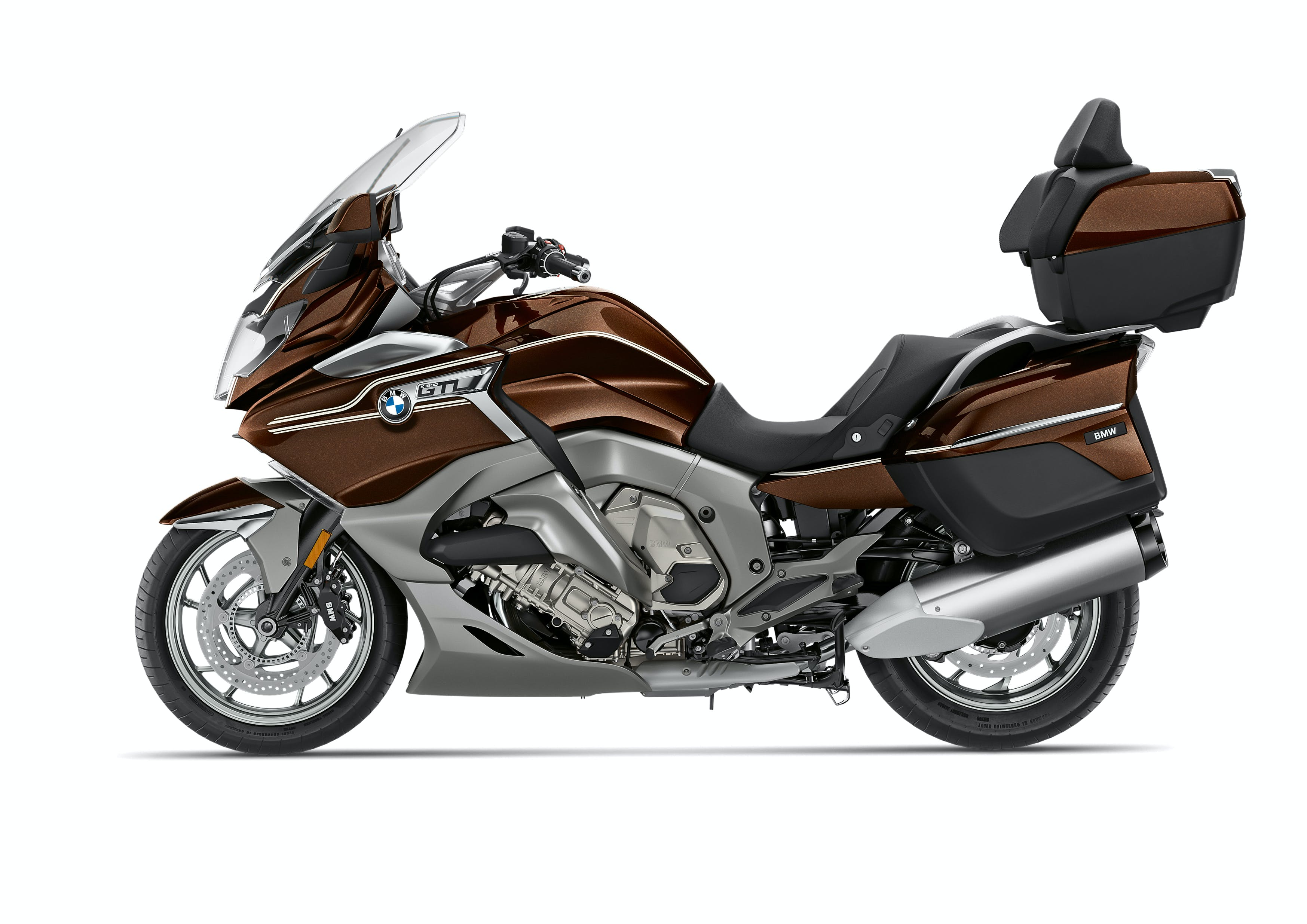 BMW K 1600 GTL (Option 719) in Stardust Metallic colour