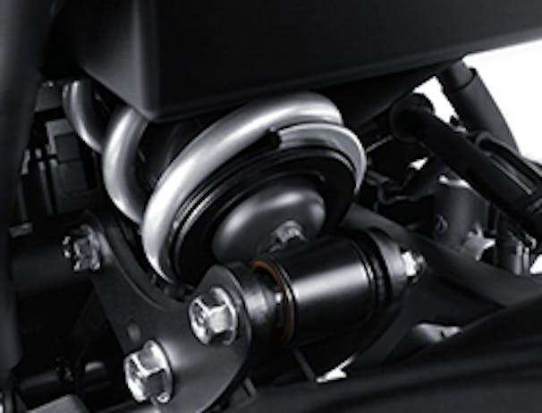 Kawasaki Ninja 650L SE rear suspension