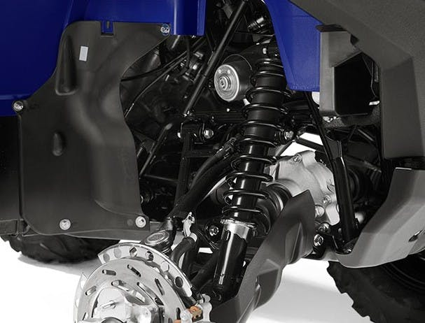 Yamaha Grizzly 700 suspension